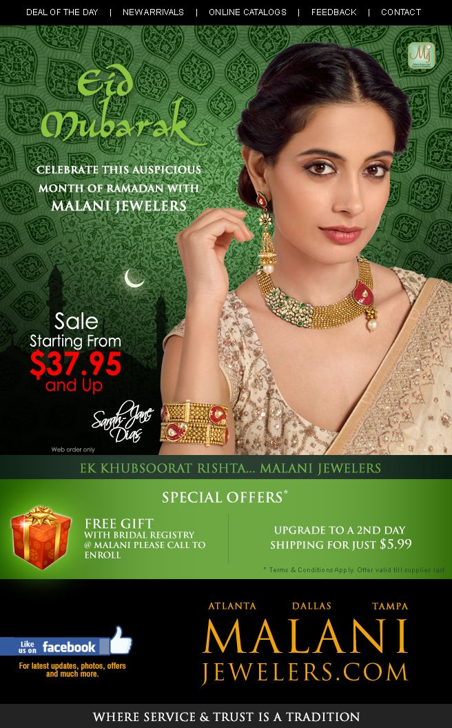 Pin by Malani Jewelers on Online Shoping