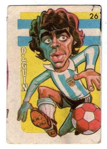 Olguin - Argentina #26 - 1979