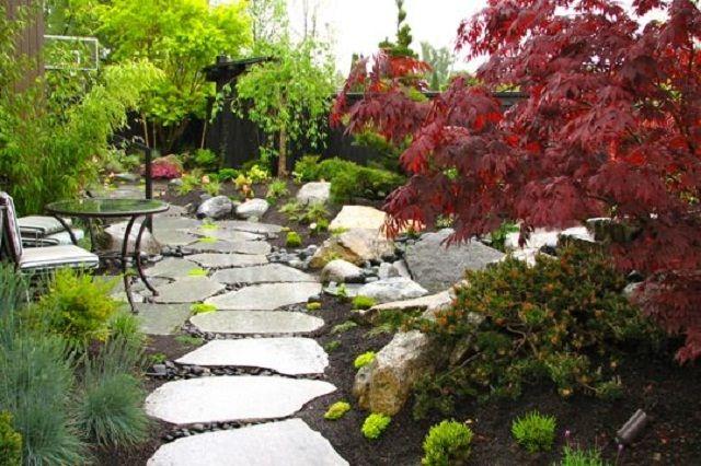 Japanese Garden Design Plans For Beginners: Japanese Garden Design Plans  Design ~ Apcconcept.com