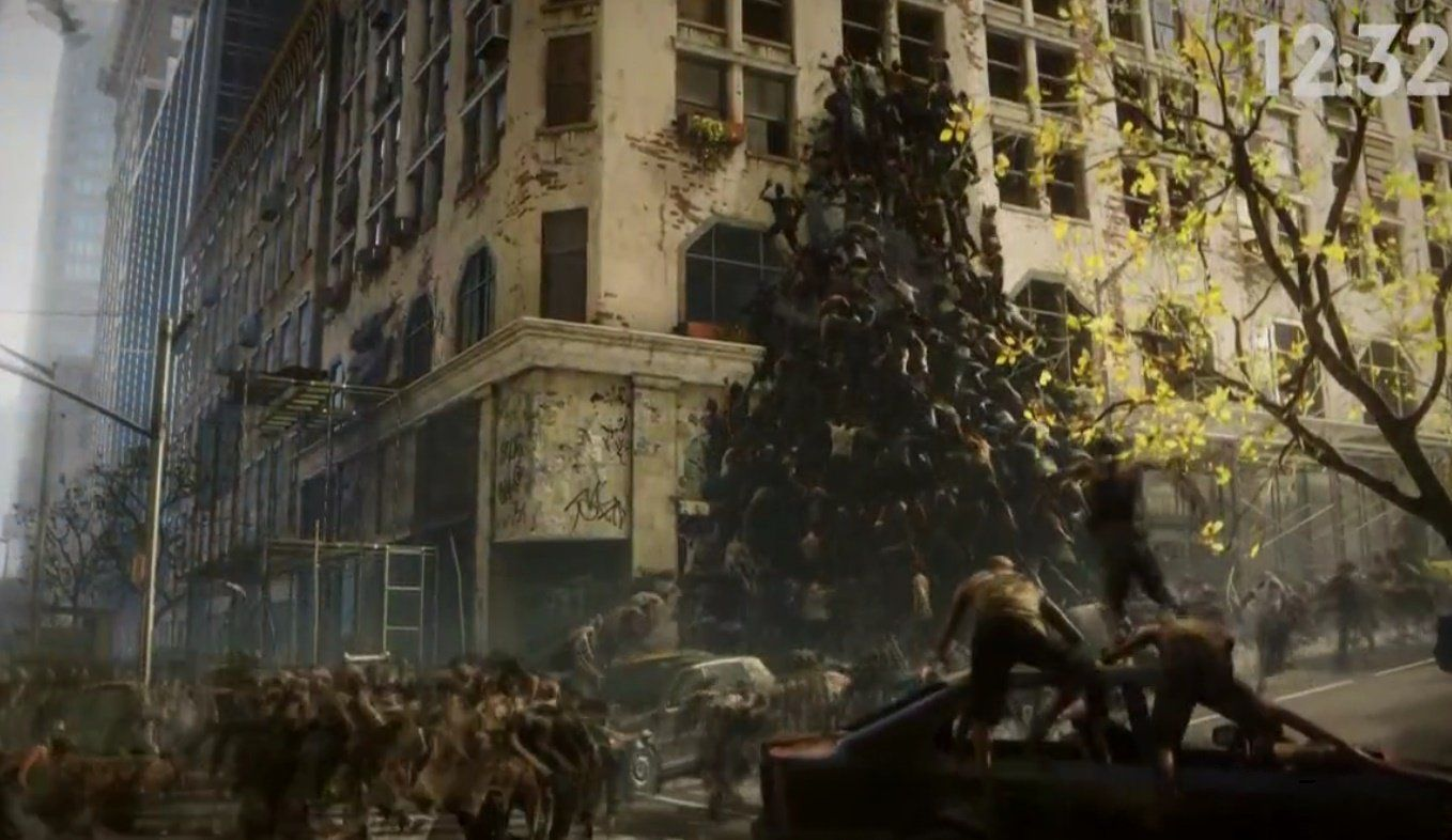 A World War Z game is coming to PC, PS4, and Xbox One