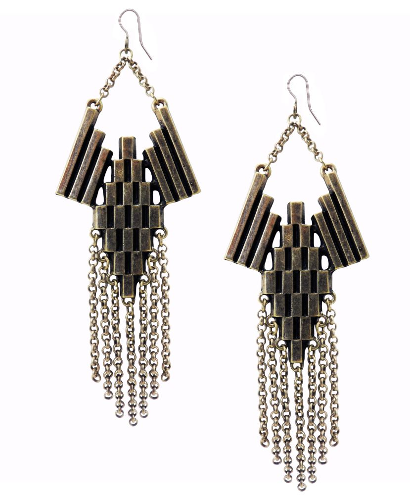 Paradox chain earrings jewelry ideas pinterest chain earrings