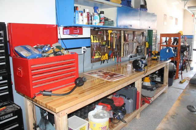 lets see your workbench page 32 the garage journal on top 55 best garage workshop ideas basics of garage workshop ideas explained id=60195