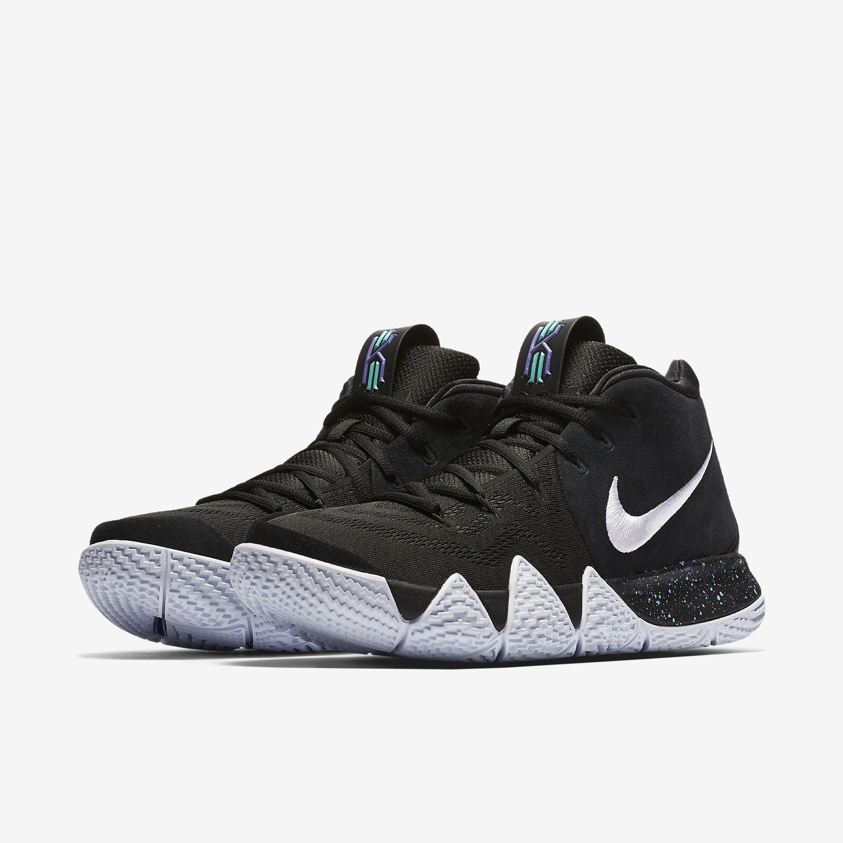 Kyrie 4 Basketball Shoe Nike Basketball Shoes Basketball Shoes Kyrie Girls Basketball Shoes
