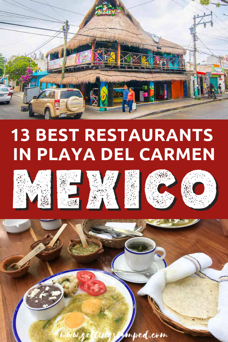 Photo of The Best Restaurants in Playa del Carmen You Can't Skip   Getting Stamped