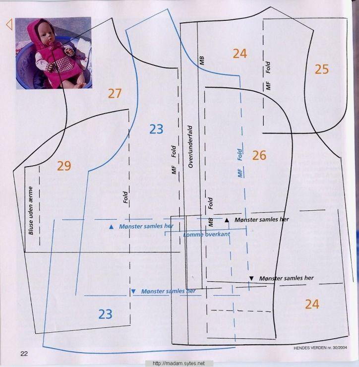 Gallery.ru / Фото #23 - Для Барби и не только... - OlgaHS   ROPA Y ...
