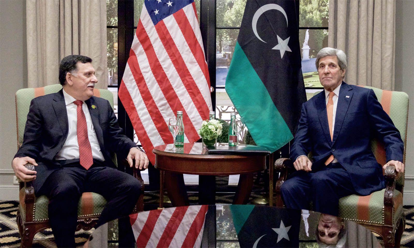 Libyan hallitus ei nauti parlamentin luottamusta