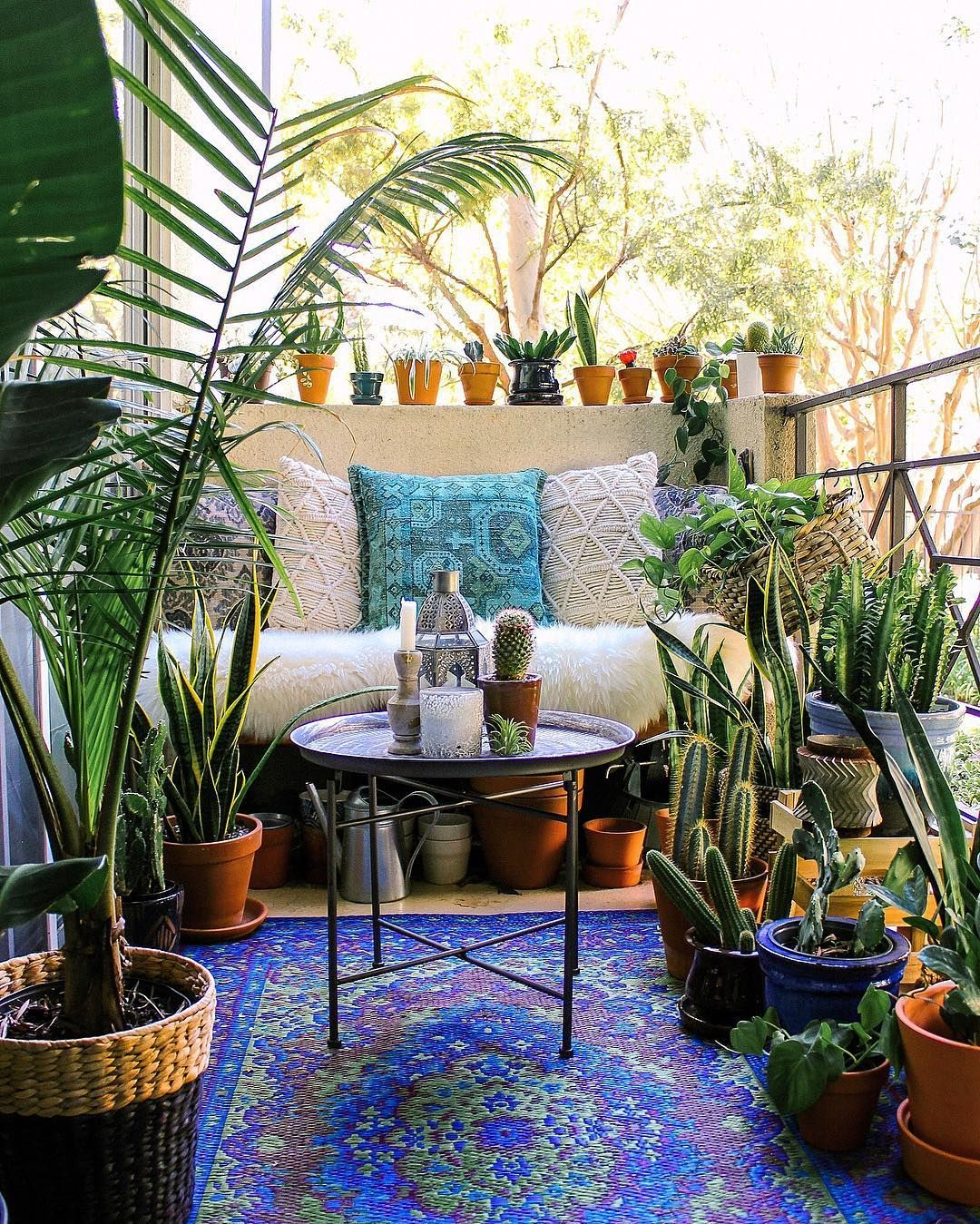 Boho Balcony See Instagram Photos And Videos From Sara Toufali Saratoufali Boho Outdoor