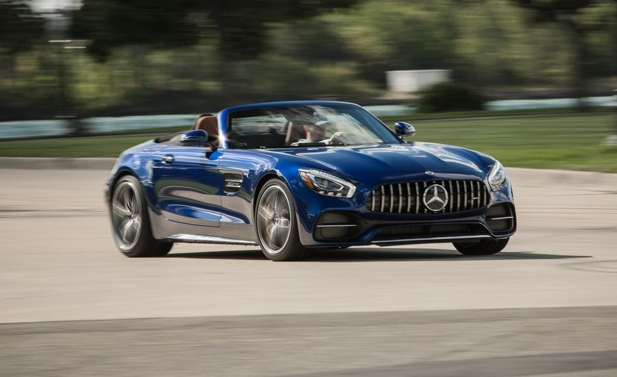2018 Mercedes Amg Gt C Roadster Cool Sports Cars Mercedes Amg