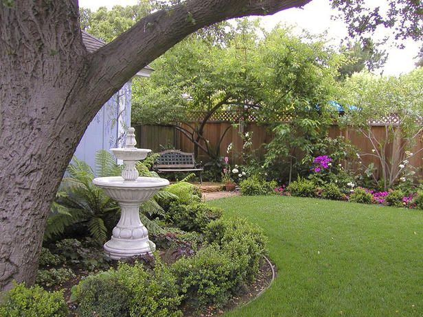 Home design Secret Garden diseno de jardines Pinterest