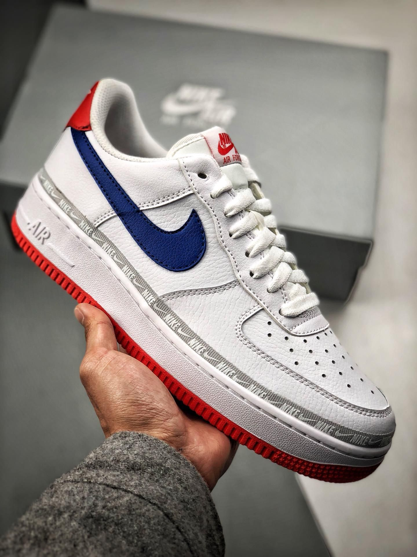 "b10343a6720 2019的NIKE Air Force 1 ""Ribbon Pack"" Features New Methods Of CD7339 ..."
