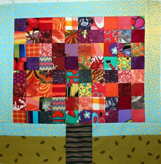 Glorious Autumn Block Party – Kim Lapacek and the Fat Quarter Shop / Quilting Gallery
