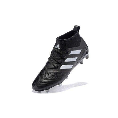 reputable site 17ece 72b5f Billig Adidas ACE 17.1 FG Svart Fotbollsskor - Adidas ACE Fotbollsskor