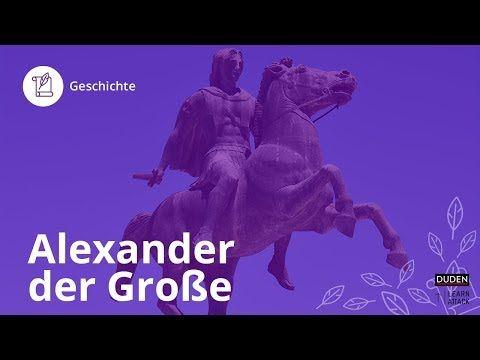 Alexander der Große das musst du wissen! Geschichte
