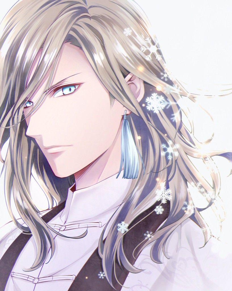 Camus Handsome Anime Guys Anime Guy Long Hair Long Hair Styles