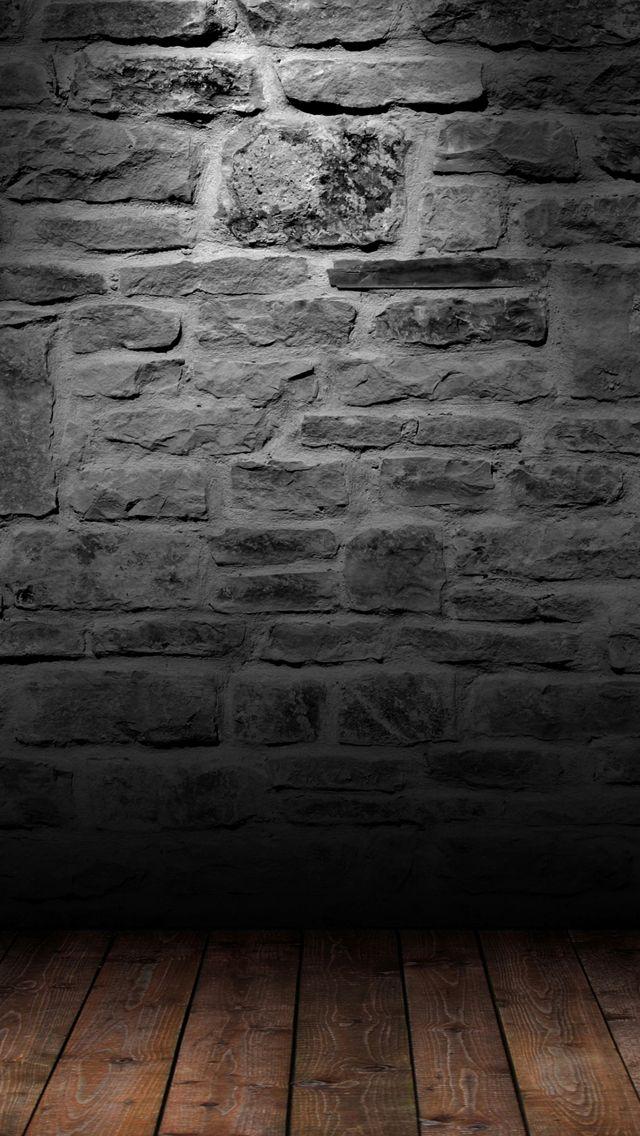 Wall Of Rocks Iphone 5s Wallpaper Download More In Http Www Ilikewallpaper Net Iphone 5 Wall Brick Wall Background Brick Wallpaper Iphone Wall Background