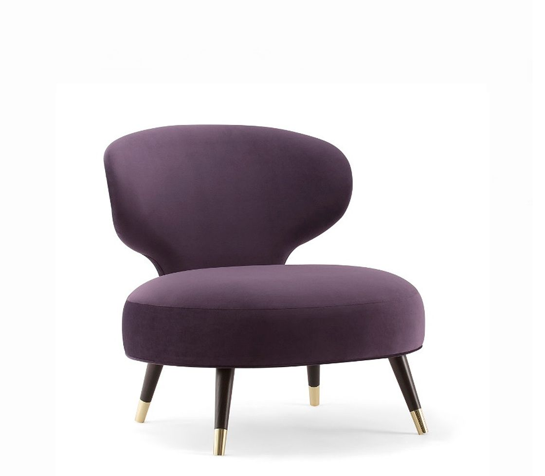 Natura Wohndesign: Elle Lounge Chair - Style Matters