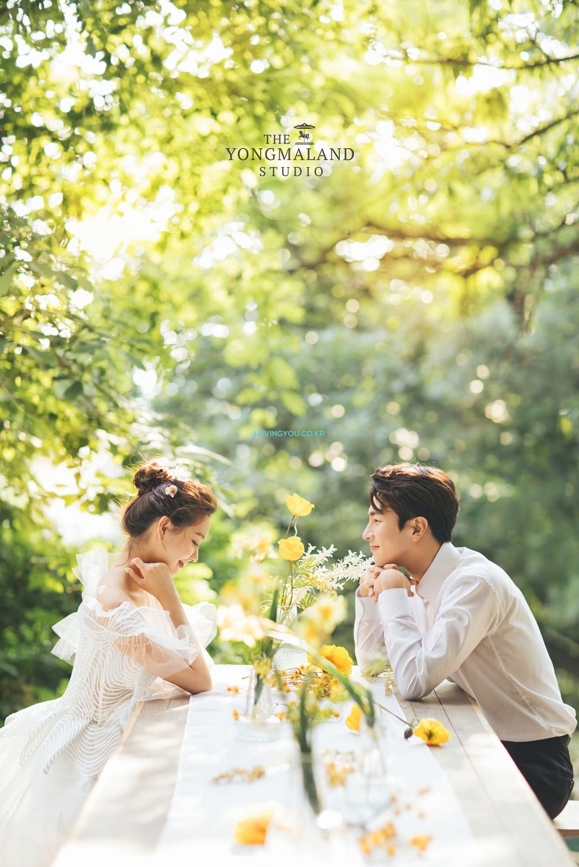 THE CHUNGDAM YONGMA LAND [2020] - KOREA PRE WEDDING PHOTOSHOOT by LOVINGYOU