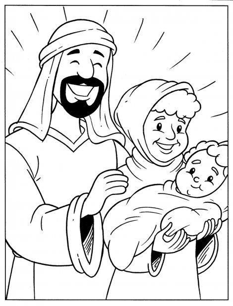 ME ABURRE LA RELIGIN SAMUEL DIBUJOS PARA COLOREAR  maria