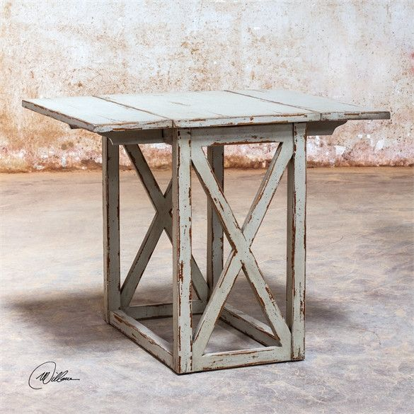 Uttermost Khari Drop Leaf Table furniture
