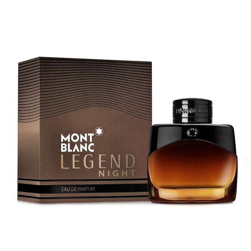 Mont Blanc Legend Night Men S Cologne Eau De Parfum In 2020 Fragrance Eau De Parfum Perfume