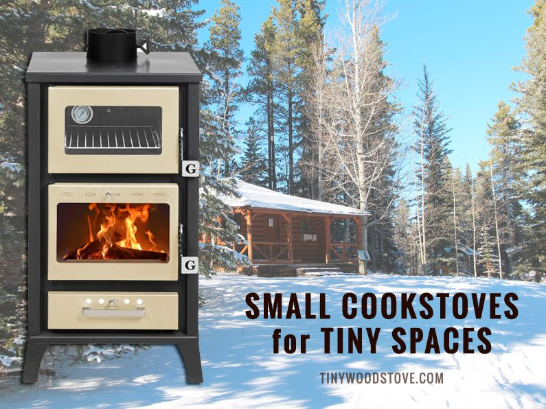 Roundup of the best Small Wood Cookstoves for Tiny Spaces!