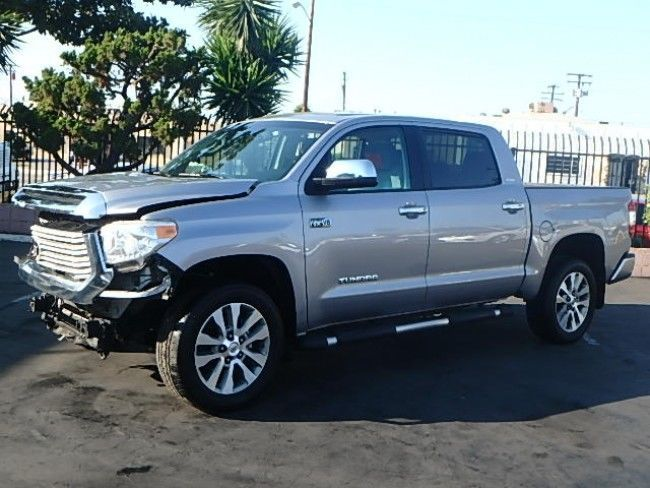 Awesome Great 2016 Toyota Tundra CrewMax 5 7L 2016 Toyota Tundra