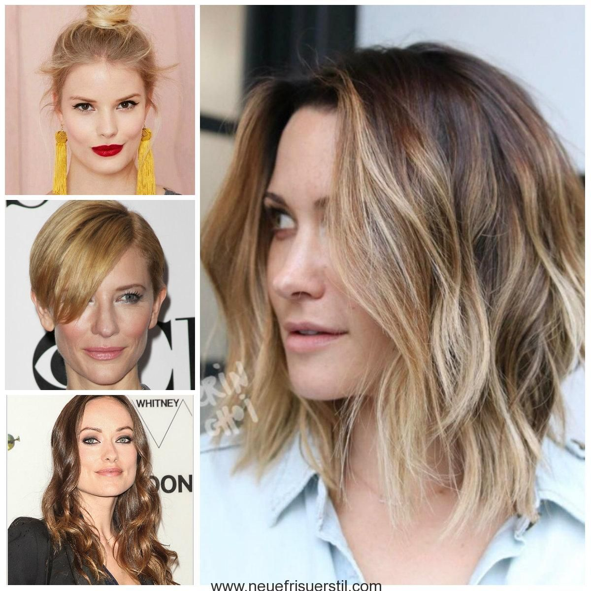 hairstyles for women with square faces in 2018 | new hairstyles 2018