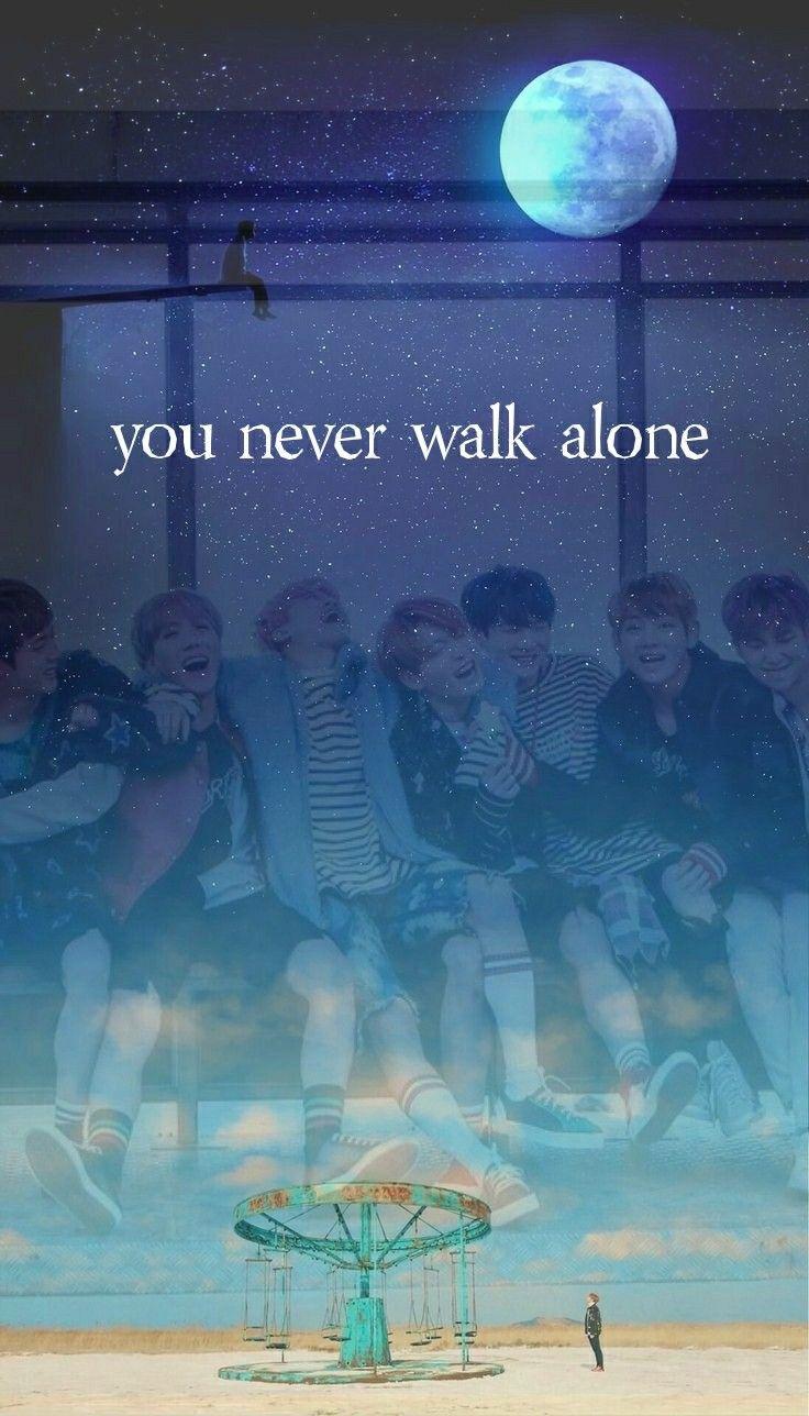 You Never Walk Alone Spring Day Bts Wallpaper Bts Btswallpaper Springday Youneverwalkalone C Bangtangirl Bts Bts Ecran De Verrouillage Ecran De Verrouillage