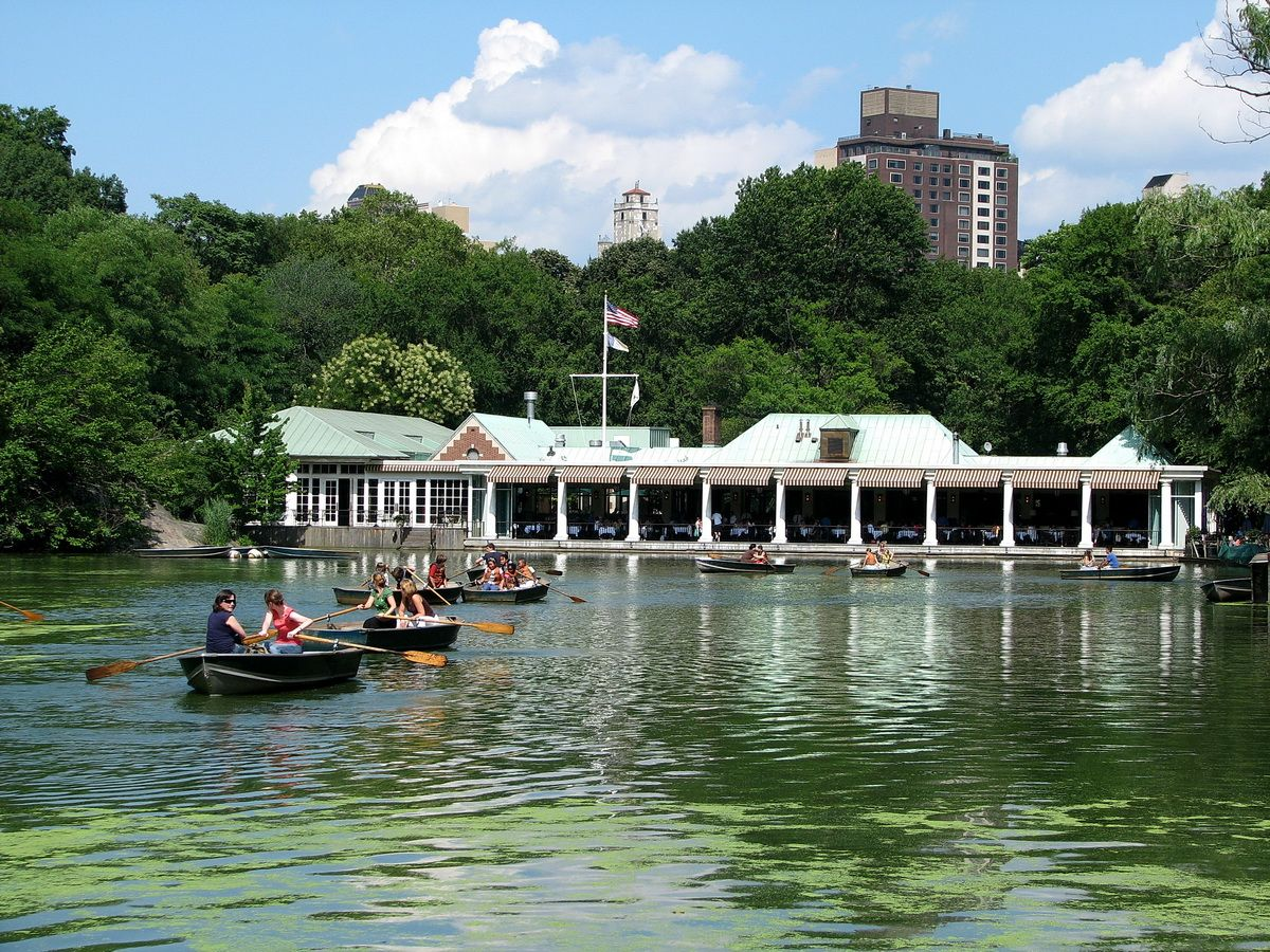 the boathouse central park nyc places to see new. Black Bedroom Furniture Sets. Home Design Ideas