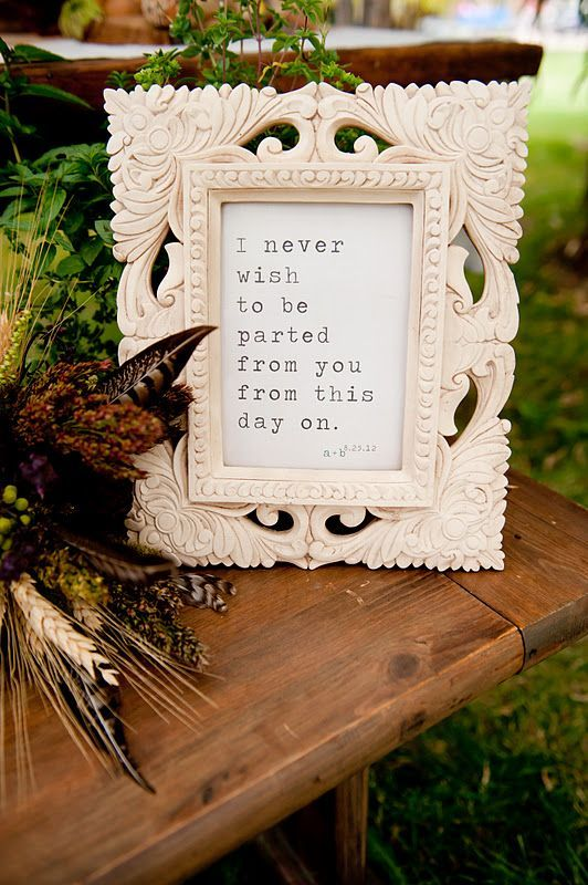 Quotes About Wedding & Love ruffled ink designs WEDDING