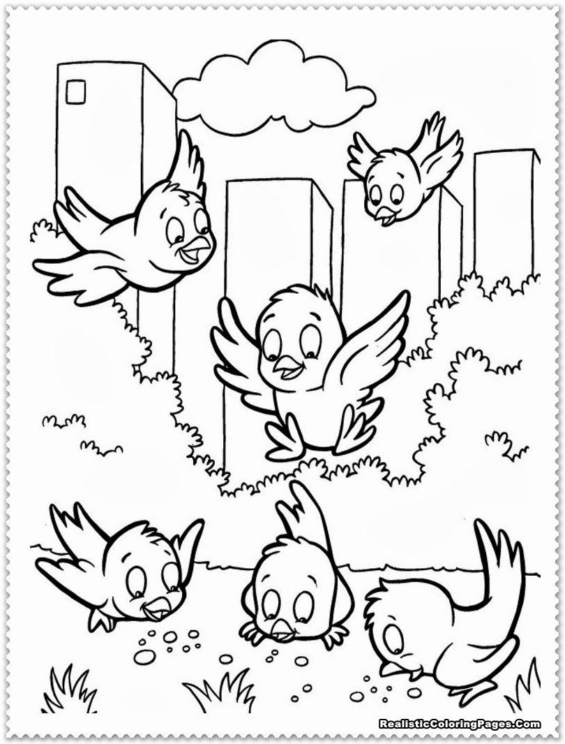 Coloring Books For Kids Lovely Bird Coloring Pages Realistic Bird Coloring Pages Coloring Pages Cute Coloring Pages