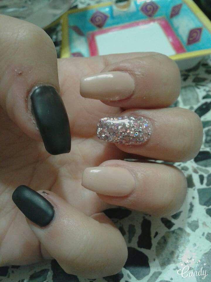 9ee2fea9196c rosa cipria crema argento glitter nero opaco