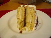Sicilian Cassata cake aka Italian Rum Cake or Italian Birthday Cake