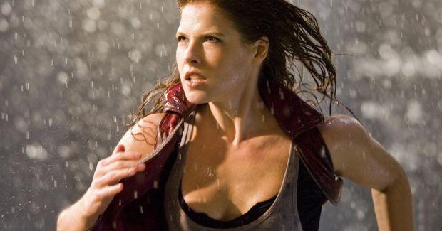 'Resident Evil' Star Ali Larter On Slaying Zombies, Action ...