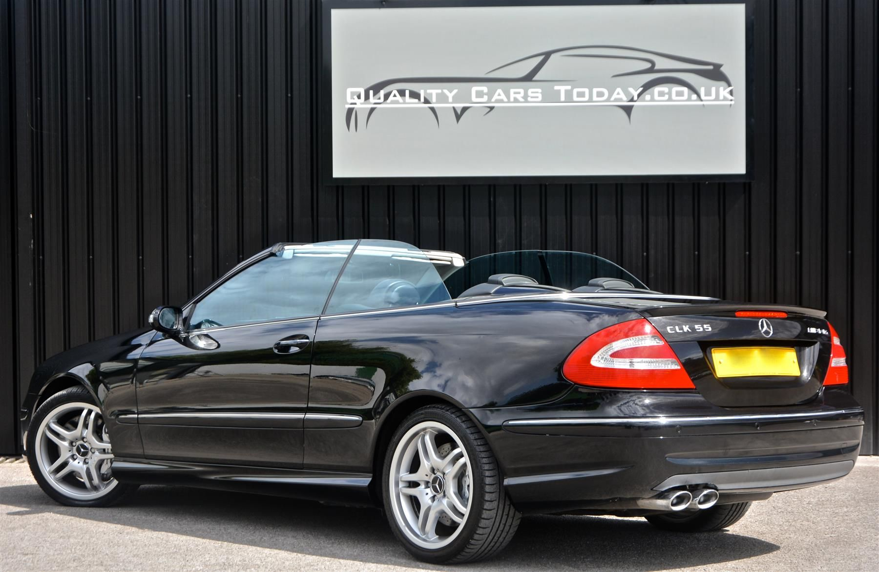 used 2004 mercedes amg clk 55 amg for sale in south pistonheads