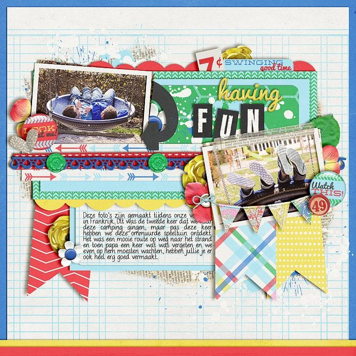 See Jane play by Erica Zane *FWP from 5/16 - 5/31 at SSD*. Template set 124 by Cindy Schneider