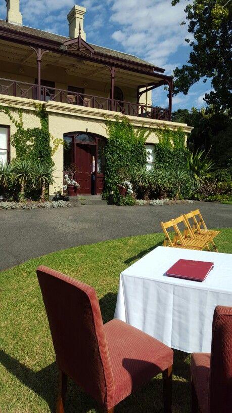 Garden House - Botanic Gardens Melbourne