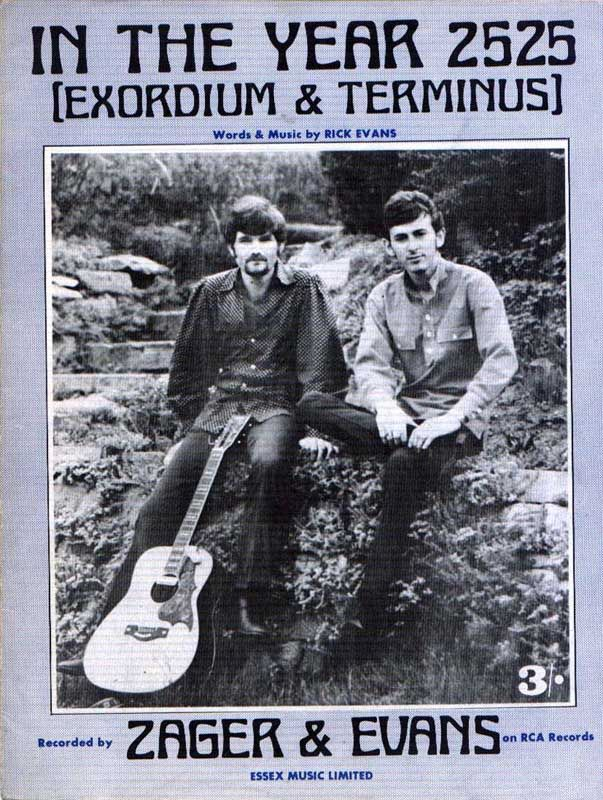 Image result for photos of zager and evans