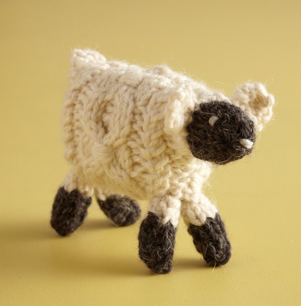 Cabled sheep pattern knit knitted toys pinterest cable cabled sheep pattern knit bankloansurffo Gallery