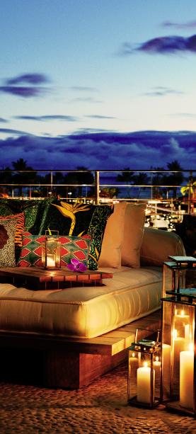 #Jetsetter Daily Moment of Zen: The Modern Honolulu in Honolulu, #Hawaii (more at http://leisurelab.com/leisure-culture/)