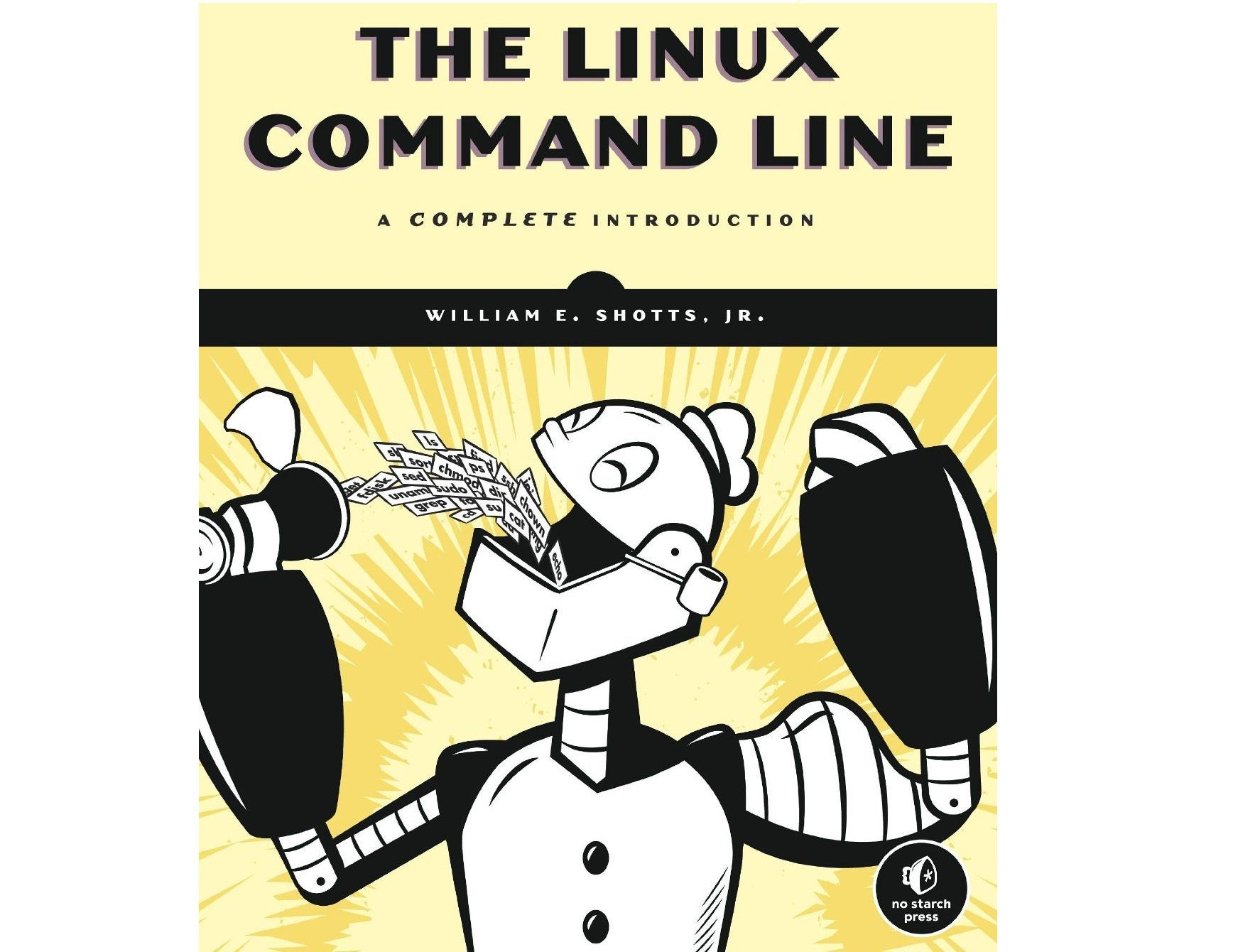 The Linux Command Line eBook Free Download Linux, Ebook