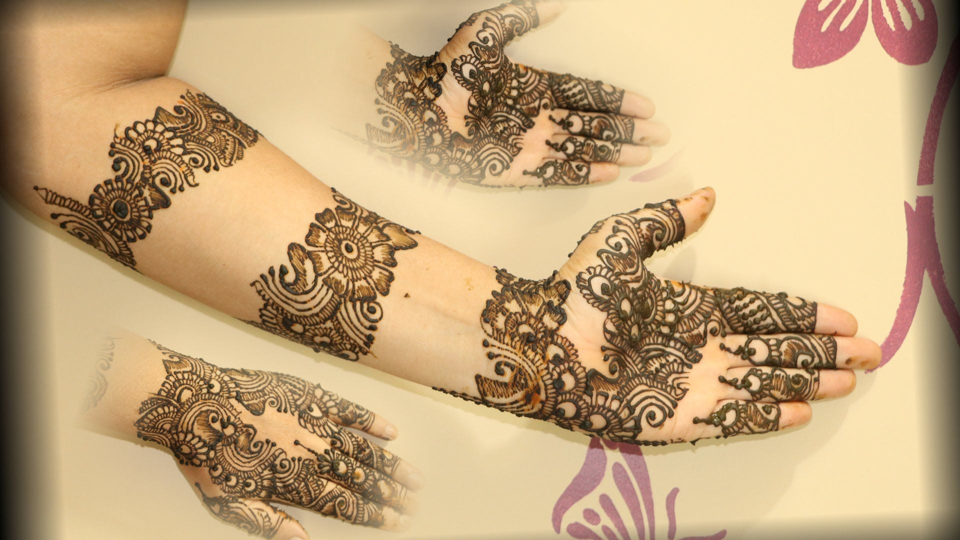The best mehndi designs for hands livinghours - Beautiful Arabic Mehndi Https Www Livinghours Com Arabic Mehndi