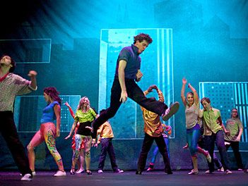 """alt Gallery """"Footloose"""" 