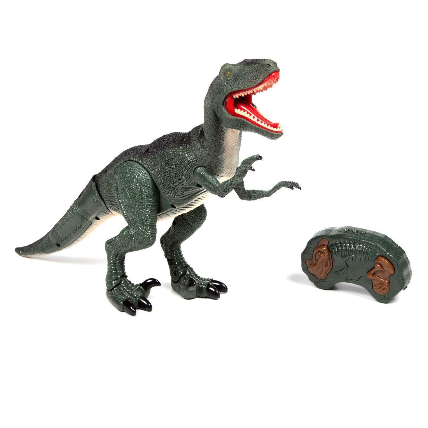 World Tech Toys Dino World RC Velociraptor Products