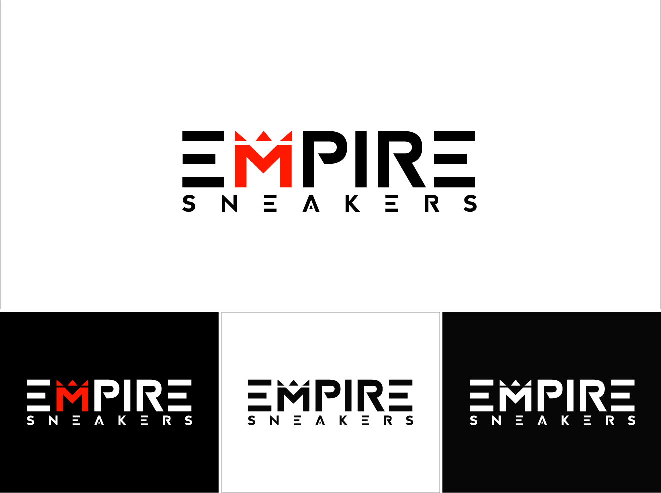 Logo Design 67 Empire Sneakers Design Project Designcontest Empire Logo Plumbing Logo Logo Design