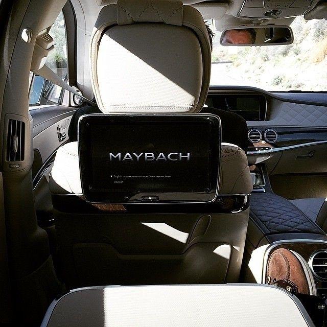 Mercedes Benz Maybach S600 Interior Automotive