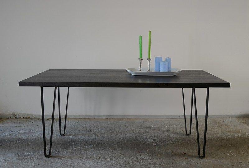 die besten 25 schreibtisch massivholz ideen auf pinterest. Black Bedroom Furniture Sets. Home Design Ideas