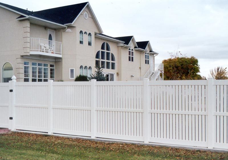 Residential Fencing Vinyl Fence Wood Fence Pvc Fence