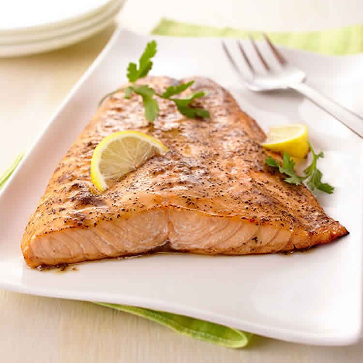 Recette filet de saumon au citron ww – un délicieux filet de poisson au four