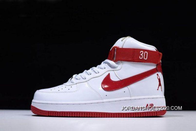 """Nike Air Force 1 High Retro CT16 QS """"Ball Don't Lie"""" White"""